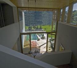 les maisons passives sont en parties chauffées par le rayonnement solaire sur de