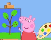 Peppa Pig : La peinture