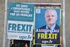 Liste UPR aux élections européennes: qui sont les candidatsdu Frexit?