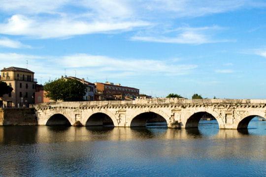 Rimini, ville natale de Federico Fellini