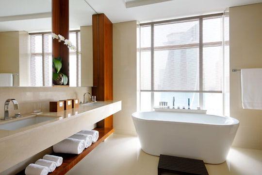 Bain avec vue - Une belle salle de bain ...