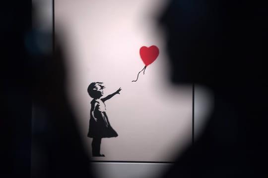 Banksy: biographie du street-artiste inconnu, et son oeuvre
