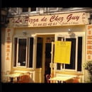 Restaurant : Chez Guy  - La pizza de Chez Guy -