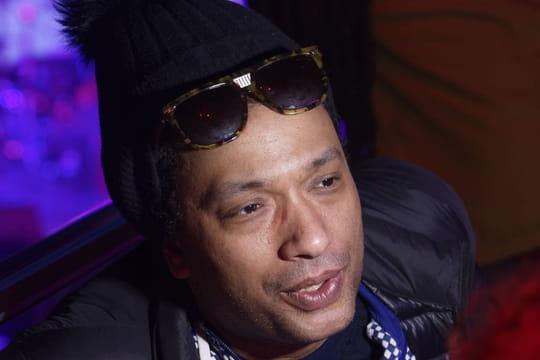 Doc Gynéco: le chanteur craque en évoquant Johnny Hallyday