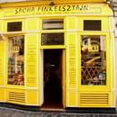La Boutique Jaune - Sacha Finkelszajn