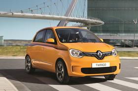 Les photos de la nouvelle Renault Twingo