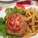 Plat : Tourville Pélican  - Hamburger -