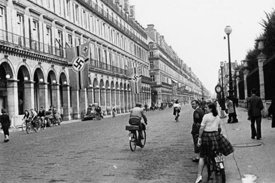 Paris occupé par les Allemands