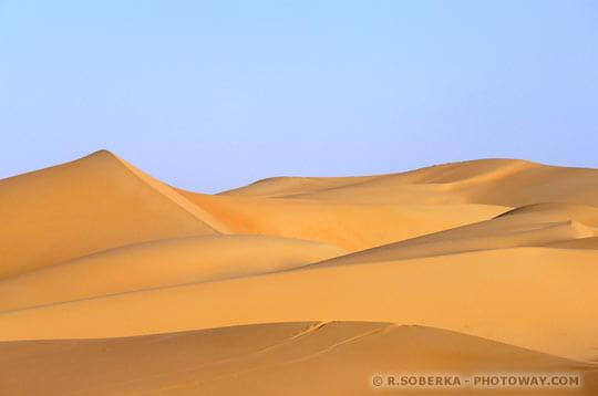 Grains de sable synchrones