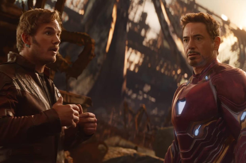 Déjà un record pour le film Marvel — Avengers Infinity War