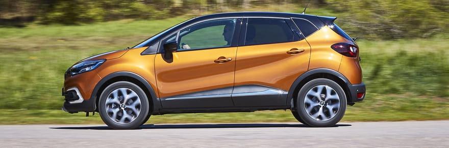 Nouveau Renault Captur restylé: quels changements? L'essai, les prix