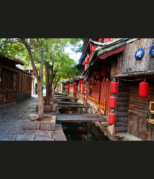 Lijiang: une ancienne cité
