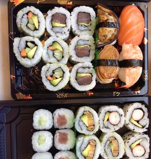 Plat : I Love Sushi