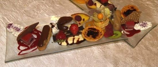 Restaurant Ma Maison  - exemple dessert -