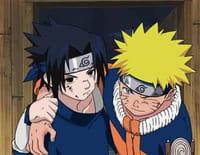 Naruto : Byakugan contre multiclonage