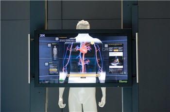 un autre regard sur le corps humain.