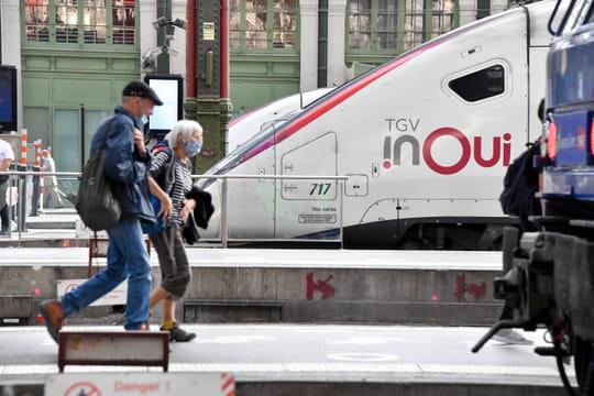 SNCF: les déplacements en train autoriséssans attestation le 15décembre