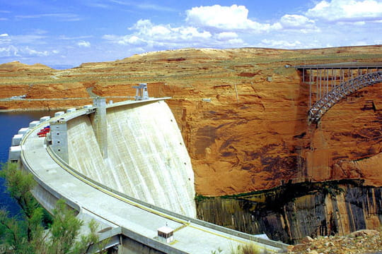 Le barrage de Glen Canyon