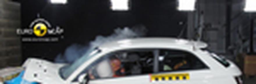 Crash-tests 2011 : les citadines les plus sûres