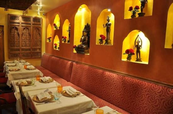 Kirane's  - Restaurant indien Kirane's Paris 17e -