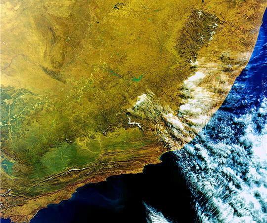 Cap sur l'Afrique du Sud