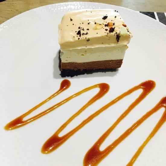 Dessert : Le Foucrêpe's  - Gâteau pâtissier du chef  -