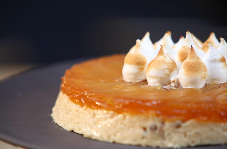 Recette du gâteau de Mercotte du Meilleur Pâtissier