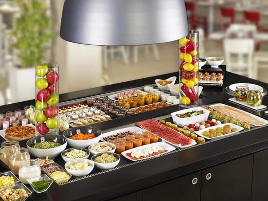 Restaurant Campanile  - nos buffets -