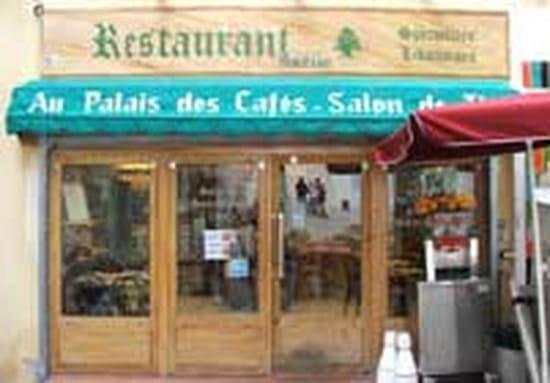 Au Palais des Cafés   © JMR