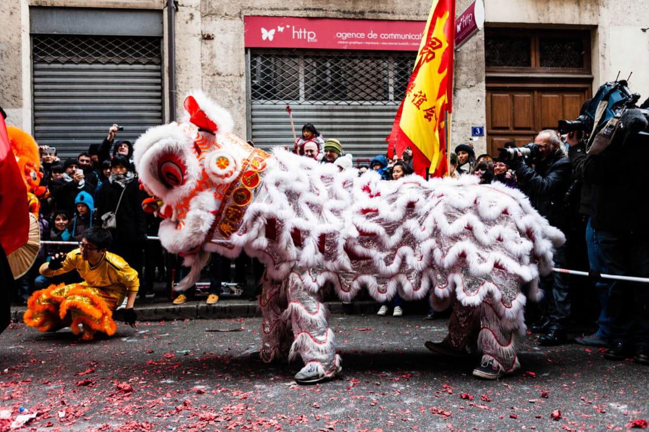 Nouvel An chinois 2019: quel parcours du défilé du 13e à Paris?