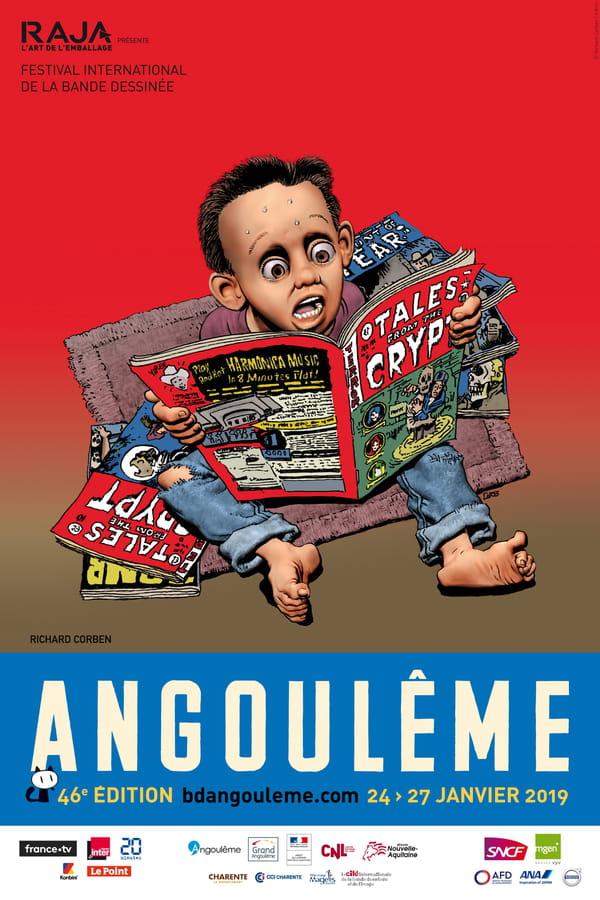 Festival d'Angoulême: La BD bouge...Batman et les autres..., Festival d'Angoulême: La BD bouge…Batman et les autres…