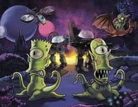 Les Simpson : Simpsons Horror Show XXII