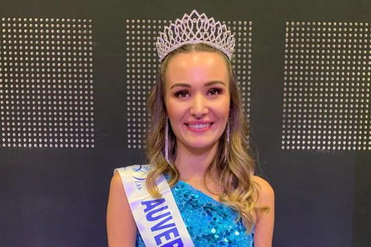 Miss Auvergne 2020: Géromine Prique choisie, son portrait