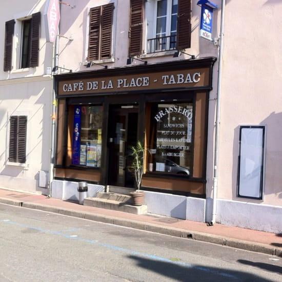 Restaurant : Le Cafe de la Place