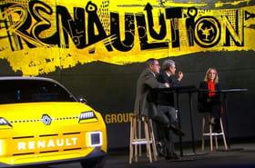 Renault veut séduire avec une R5électrique et redresser ses marges
