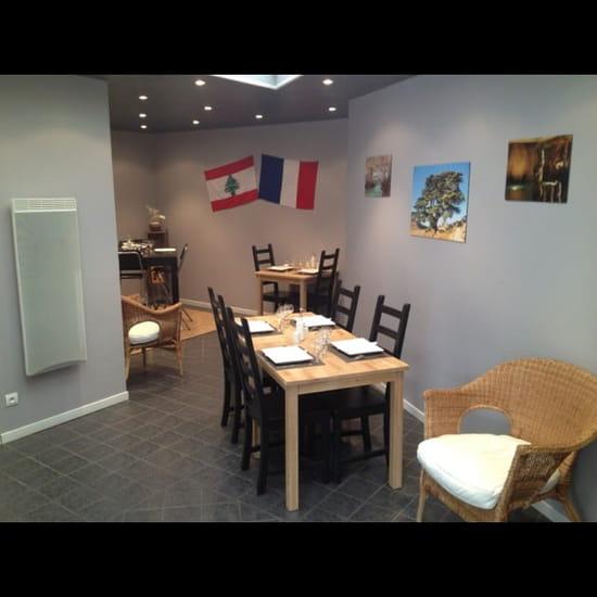 Restaurant : Les Saveurs du Liban et de l'Orient