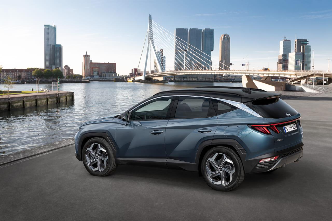 Nouveau Hyundai Tucson: prix, date de sortie... Les photos et infos