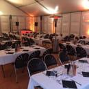 Restaurant : Domaine de l'Epau  - Domainedelepau_lemans_restaurant_leverger_archedelanature_barnum_réceptif2 -   © Photos du restaurant,