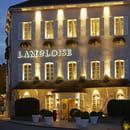 Maison Lameloise  - Façade Lameloise -   © Julien PIFFAUT