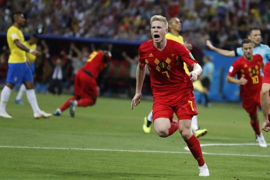 Brésil - Belgique: les Belges éliminent la Seleçao, le résumé du match et les buts en vidéo