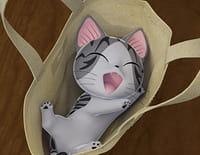 Chi mon chaton : Chi et le fromage