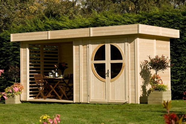 Des abris et cabanes de jardin modernes et déco