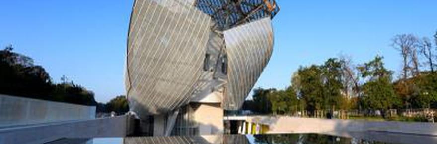 Découvrez l'architecture fantasmagorique delafondation Louis Vuitton