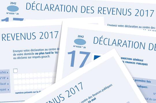 Déclaration de revenus: en ligne ou sur formulaire... Mode d'emploi