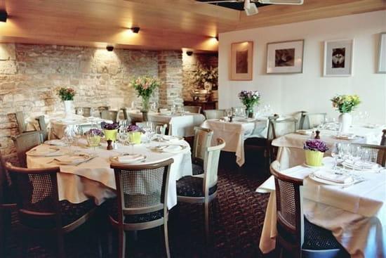 Le Cheval Blanc - Hôtel Central  - Salle de restaurant  -   © Bligny photo