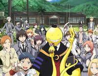 Assassination Classroom : Leçon 3 : Itona Horibe