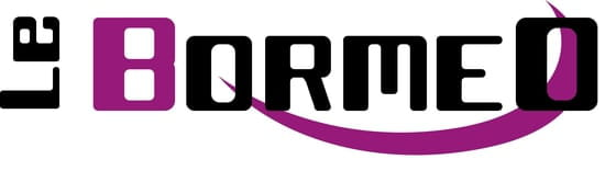 Le Borméo  - le logo du restaurantLe Borméo à Bormes les mimosas -