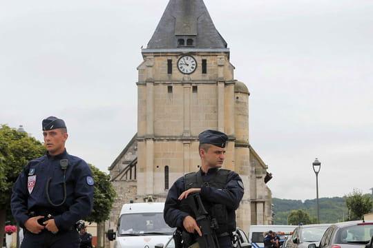 Abdel Malik Petitjean et Adel Kermiche : les deux terroristes de Saint-Etienne-du-Rouvray