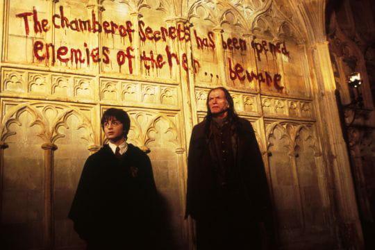 44e : Harry Potter et lachambre dessecrets