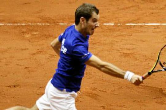 Résultat Coupe Davis 2014: lescore deFrance-Suisse [RÉSULTAT DÉFINITIF]